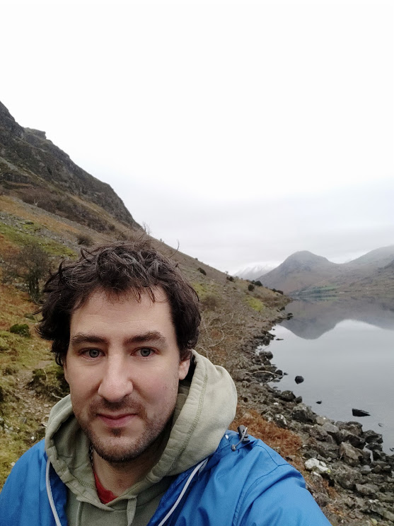 Paul at Wastwater